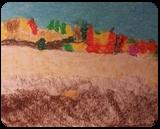Leister Valley, PA, Pastel, Impressionism, Landscape, Pastel, By MD Meiser