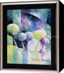 Lighted landscape, Paintings, Abstract, Landscape, Canvas, By Beatrice BEDEUR