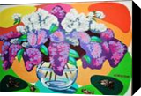 LILAC, Paintings, Realism, Floral, Mixed, By Zenon Wladyslaw Rozycki