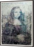 Lisa Monna -02- (n.432), Paintings, Abstract, People,Portrait, Acrylic, By Alessio Mazzarulli