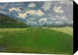 Little Evendale, Paintings, Impressionism, Landscape, Oil, By MD Meiser