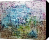 Living here (n.382), Paintings, Abstract, Landscape, Acrylic, By Alessio Mazzarulli