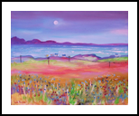 Living near the Beach, Paintings, Impressionism, Landscape, Canvas, By Louis Pretorius