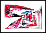 Lointain Blanc, Digital Art / Computer Art,Paintings, Abstract, Avant-Garde, Acrylic,Digital, By Sévi Cabell Maghee