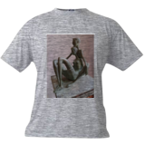LOVER.2002year.bronza. 45x45x40sm.17000 $, Sculpture, Modernism, Nudes, Bronze, By ZAKIR AHMEDOV