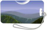 Luna, Digital Art / Computer Art, Surrealism, Landscape, Digital, By Tom Carlos