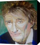 Maggie May, or may not, Paintings, Impressionism, Portrait, Acrylic,Canvas, By broonzy williams