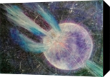 Magnetar 4-13, Paintings, Impressionism, Celestial / Space, Acrylic, By Marion Grant Freeman