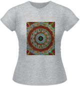 Mandala kaleidoscope, Digital Art / Computer Art, Abstract,Commercial Design, Decorative, Digital, By Rosa C