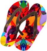 Mandala Warp, Animation,Digital Art / Computer Art, Abstract,Performance Art, 3-D,Decorative, Digital, By Hendrik Reuss