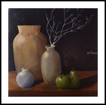 Manzanita Mystery, Paintings, Realism, Still Life, Oil, By Colleen Lambert