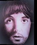 McCartney, Drawings / Sketch, Fine Art, Music, Pencil, By Paula D Soesbe