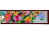 Melody of flowers, Paintings, Abstract, Botanical,Fantasy,Floral,Nature, Acrylic,Canvas, By Irini Karpikioti