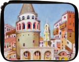 Memory of Istanbul, Architecture,Paintings, Expressionism,Fine Art,Realism, Architecture,Cityscape,Landscape, Oil,Painting, By federico cortese