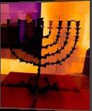 Menorahs 1, Digital Art / Computer Art, Fine Art, Religious, Digital, By BENARY  IMAGE