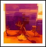 Menorahs 2, Digital Art / Computer Art, Fine Art, Religious, Digital, By BENARY  IMAGE