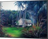 Mexico 2000, Paintings, Expressionism,Realism, Landscape, Canvas,Oil,Painting, By Berthold von Kamptz
