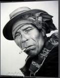 MEXICO 1, Drawings / Sketch, Fine Art,Photorealism,Realism, Portrait, Pencil, By Miro Gradinscak
