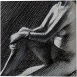 Model session @ Leidschendam – 14-05-18, Drawings / Sketch, Fine Art,Impressionism,Realism, Anatomy,Composition,Erotic,Inspirational,Nudes,People, Pastel, By Corne Akkers