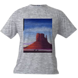 Monument Valley, Digital Art / Computer Art, Surrealism, Landscape, Digital, By Tom Carlos