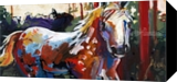 Morning Dew, Paintings, Fauvism, Animals, Acrylic, By Richard Robert Williams