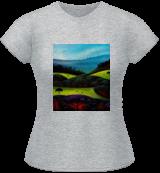 Morning Mist, Digital Art / Computer Art, Surrealism, Landscape, Digital, By Tom Carlos