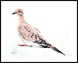My Morning Visitor, Paintings, Realism, Animals, Painting, By William Clark
