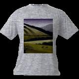 Napa Hills, Digital Art / Computer Art, Surrealism, Landscape, Digital, By Tom Carlos