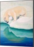 Narcissus, Paintings, Fine Art,Impressionism,Photorealism, Animals, Oil, By Francesca Licchelli
