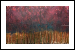 Natural Flavors, Paintings, Abstract, Botanical,Landscape, Acrylic,Canvas,Painting, By Kenneth E Parker