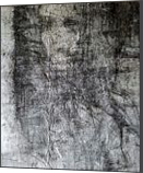 Never yours -02- (n.412), Paintings, Abstract, People,Portrait, Acrylic, By Alessio Mazzarulli