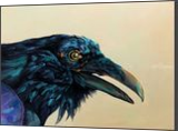 Nevermore, Paintings, Impressionism, Animals,Wildlife, Oil, By Dan Twitchell