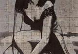 Rectangular Shaped Gloss Hardboard Jigsaw Puzzle