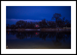 Night River 5, Photography, Fine Art, Landscape, Photography: Photographic Print, By Jim Stewart