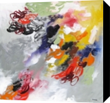 Notes of Color, Paintings, Abstract, Conceptual, Acrylic, By Sal Panasci