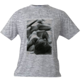 Mens T-Shirt (Athletic Grey)