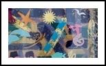 Ocean, Assemblage, Impressionism, Seascape, Mixed, By Briz Conard
