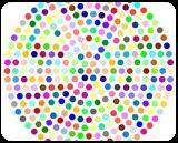Olanzapine, Digital Art / Computer Art, Abstract, Mathematics, Digital, By Robert Hirst