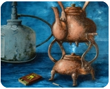 old teapot. Nikolay Velikiy 2017, Paintings, Realism, Still Life, Canvas,Oil, By Nikolay Velikiy