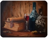 Old things. Nikolay Velikiy 2017, Paintings, Realism, Still Life, Canvas,Oil, By Nikolay Velikiy