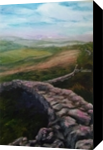 On the Tennessee Plateau, Paintings, Impressionism, Landscape, Acrylic, By Marion Grant Freeman
