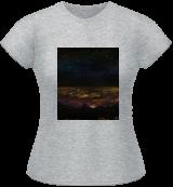 On The Edge, Paintings, Fine Art, Landscape, Acrylic, By adam santana
