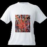 Orange sun, Graffiti, Abstract, Decorative, Acrylic,Canvas,Gouache, By Marco Stoz Stazzini