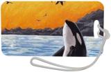 Orca, Paintings, Fine Art, Animals, Canvas, By Anita Szendrei