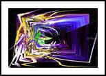 Oribilis II, Digital Art / Computer Art,Paintings, Abstract, 3-D,Avant-Garde,Fantasy,Grotesque, Acrylic,Digital, By Sévi Cabell Maghee