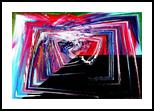 Oribilis IV, Digital Art / Computer Art,Paintings, Abstract, 3-D,Avant-Garde,Fantasy,Grotesque, Acrylic,Digital, By Sévi Cabell Maghee