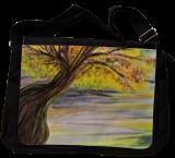 Over Looking Tree, Paintings, Fine Art, Nature, Acrylic, By adam santana
