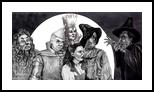 Oz, Digital Art / Computer Art,Drawings / Sketch,Illustration, Realism, Children,Fantasy,Humor,Inspirational,Narrative,People,Portrait, Digital,Pencil, By Marty Jones