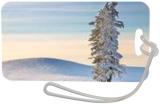 Palouse Winter Tracks, Photography, Fine Art,Photorealism, Landscape,Nature, Photography: Premium Print, By Mike DeCesare