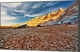 Parched Earth, Photography, Photorealism, Landscape, Photography: Metal Print, By Duane Klipping